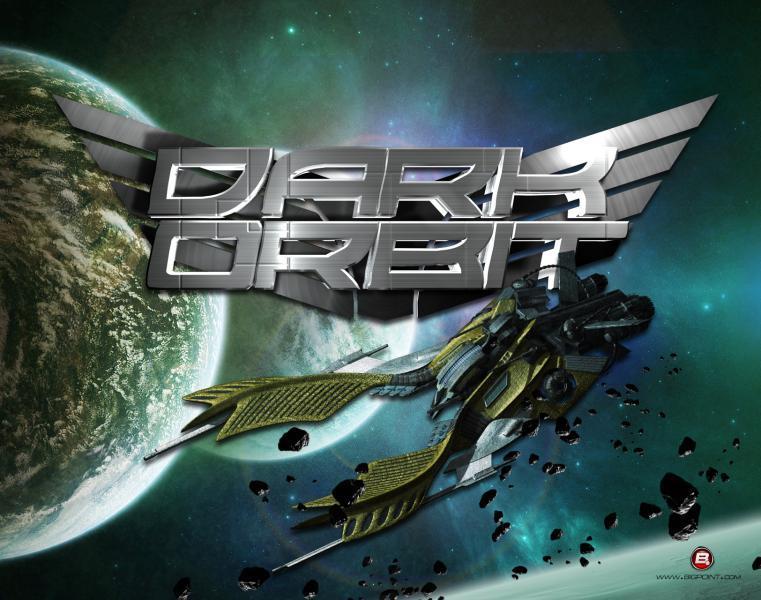 Прими участие в космических баталиях браузерной игры DarkOrbit. . Сражайся