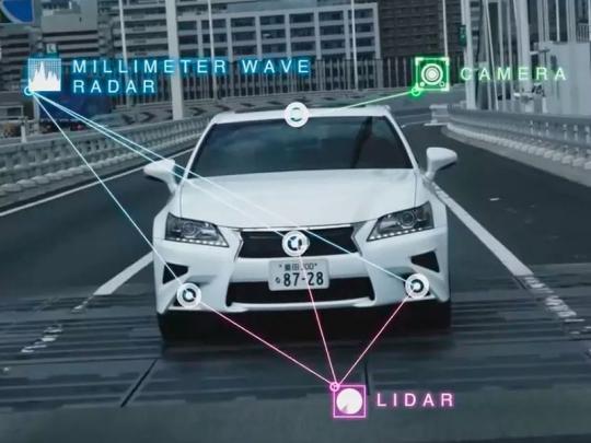Toyota сотрудничает с поддерживаемым Daimler китайским стартапом Momenta по проекту картографирования высокого разрешения