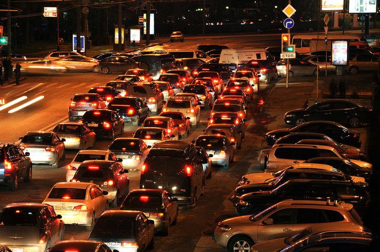 Автосекреты: Особенности вождения в Мегаполисе