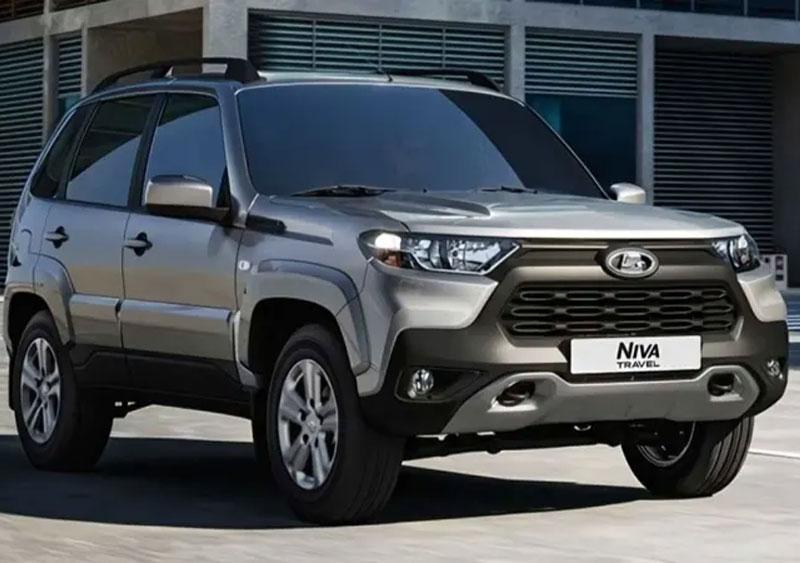 Лада Нива 2021 года просочилась. Она похожа на Toyota RAV4