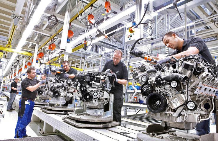 Кто производит двигатели для ваз